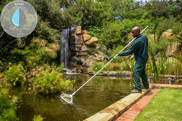 FSG Property Services, Landscaping Division <br/>for<br/> Featherbrooke Estate