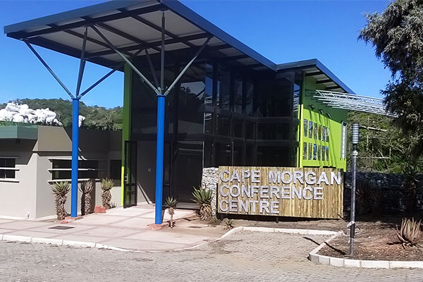 Idube Landscaping <br/>for<br/> Cape Morgan Conference Centre, Kei Mouth, Eastern Cape