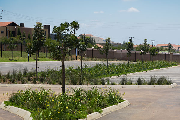 FSG Property Services, Landscaping Division <br/>for<br/> Mooikloof Maragon College