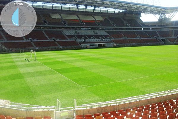 Servest Landscaping & Turf, a division of Servest Pty Ltd <br/>for<br/> Peter Mokaba Stadium