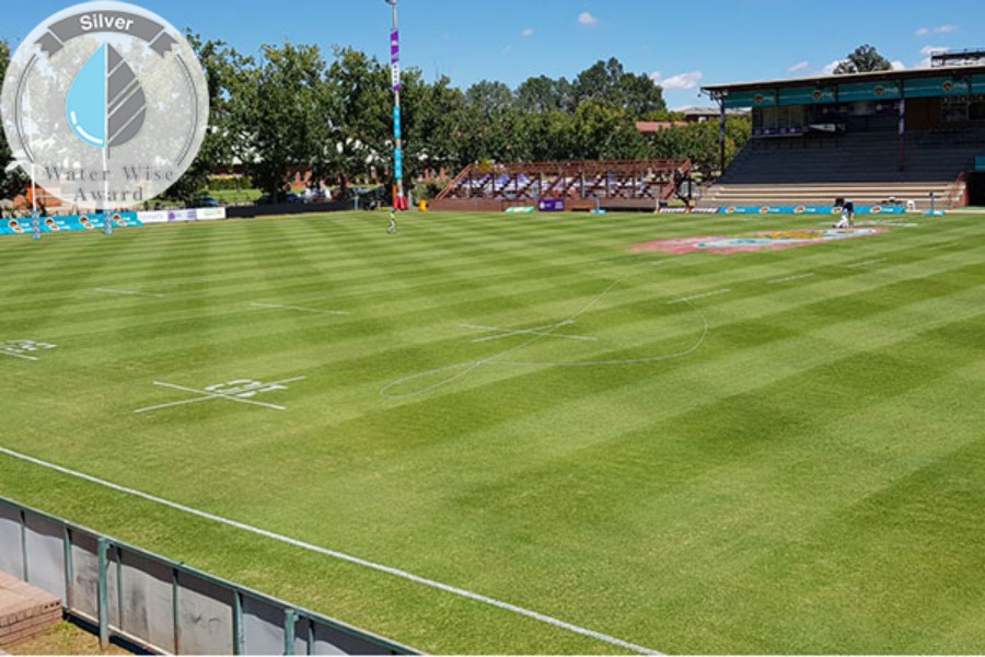 Servest Landscaping & Turf, a division of Servest Pty Ltd<br/>for<br/>NWU Rugby Stadium