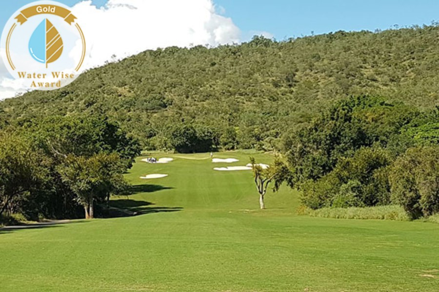 Golf Data<br/>for<br/>Leopard Creek