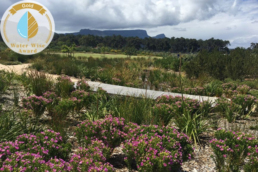 Peninsula Landscaping cc<br/>for<br/>Steenberg Green