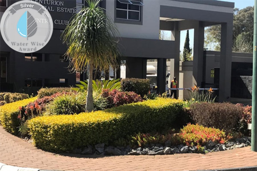 Servest Landscaping & Turf<br/>a division of Servest Pty Ltd<br/>for<br/>Centurion Country Estate