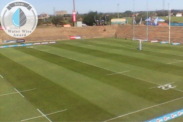 Servest Landscaping & Turf, a division of Servest Pty Ltd<br/>for<br/>UFS Rugby Fields