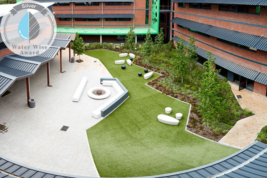 VIP Gardens<br/>for<br/>Ackermans Head Office