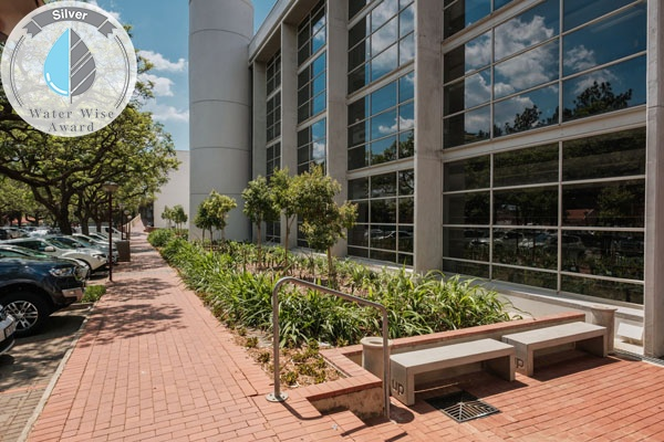 FSG Property Services Landscaping Division<br/>for<br/>University of Pretoria - Law Building