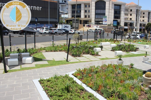 FSG Property Services Landscaping Division<br/>for<br/>Grovenor Corner - Growthpoint