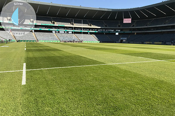 Servest Landscaping & Turf, a division of Servest Pty Ltd <br/>for<br/> Orlando Stadium