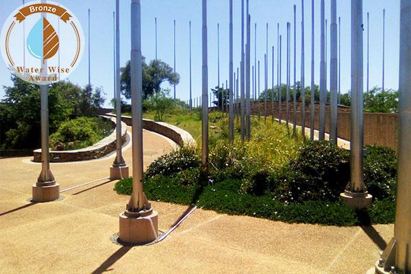 Gauflora <br/>for<br/> Freedom Park