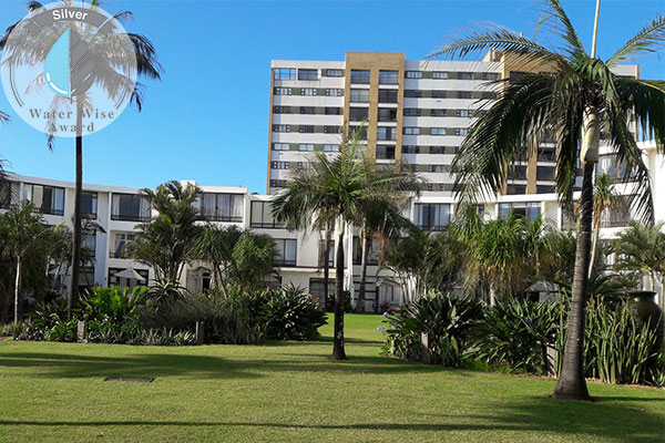 Servest Landscaping & Turf, a division of Servest Pty Ltd<br/>for<br/>Breakers Resort