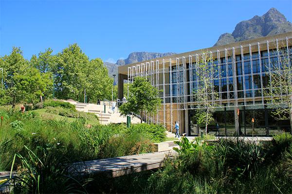 Cape Contours Landscapes <br/>for<br/> UCT New Lecture Theatre