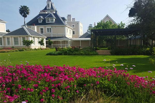 Cape Contours Landscapes <br/>for<br/> Valkenberg Hospital